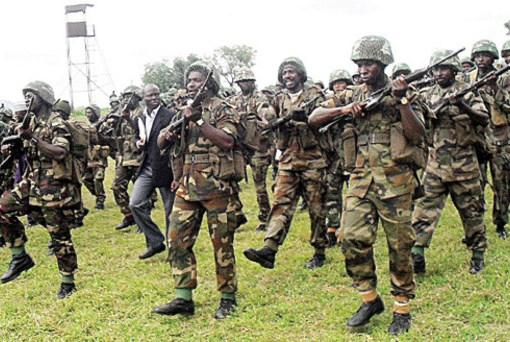 Troops Kill Female Suicide Bomber In Borno