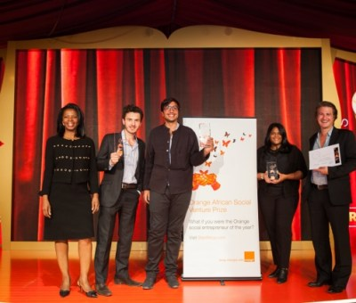 Orange announces the winners of the 2015 Orange African Social Venture Prize