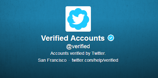 How to get your social media accounts verified