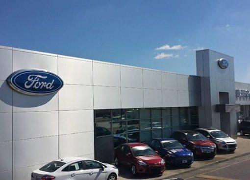 General Motors Sues Ford Over Trademark Infringement