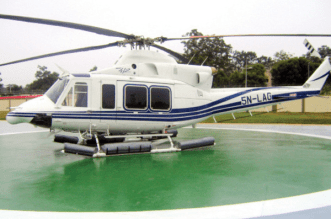 Caverton Helicopter