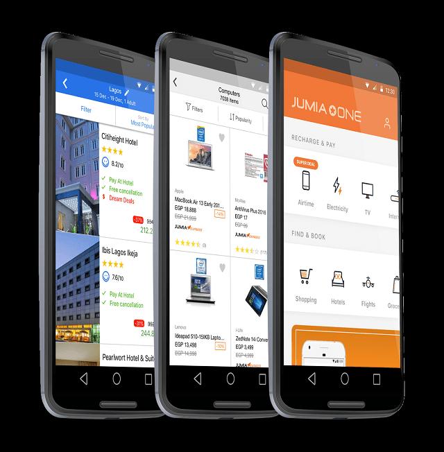 f4700a281 Jumia Launches Jumia One App