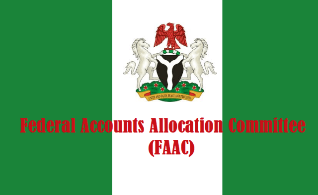 FAAC Disbursement