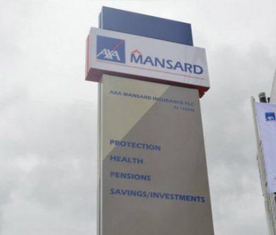 AXA Mansard Records 34% Increase In PAT