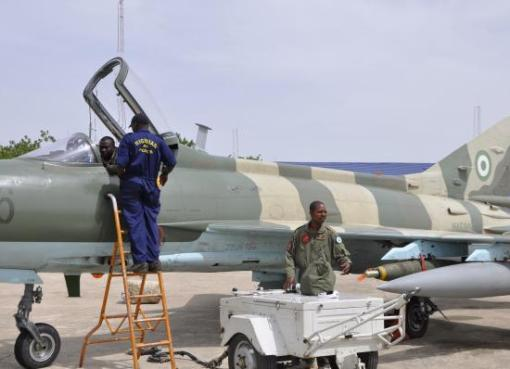 Nigerian Air Force Launches Airstrikes against Boko Haram