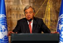 Un Facing Worst Financial Crisis In 10 Years – Guterres