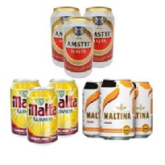 Malt Pet Bottles