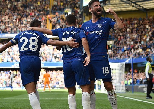 EPL: Chelsea FC Fixtures For Premier League 2021/22 Season