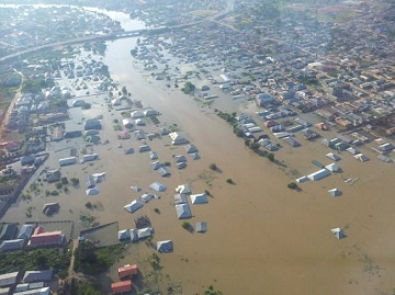 Flooding in Kogi