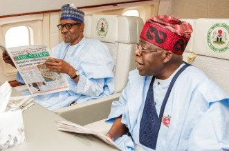 Rift Between Buhari, Tinubu