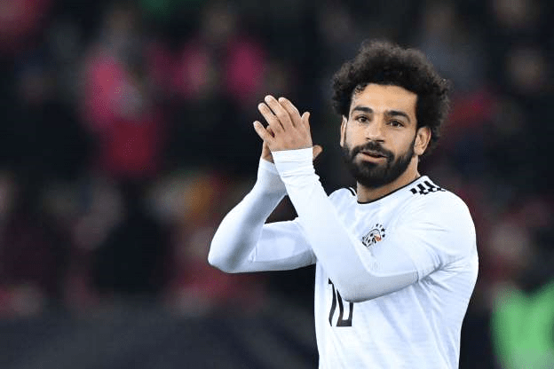 Image result for mo salah wins Africa player of the year