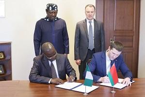 Nigeria And Russia