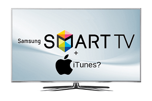 Samsung smart tv watch itunes movies