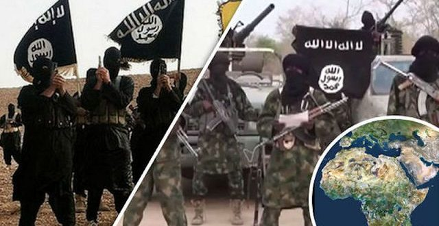 Nigeria Ranks Third Most Terrorized Country