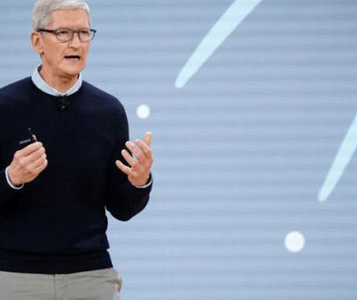 Apple's Boss, Tim Cook, Receives $750m Bonus