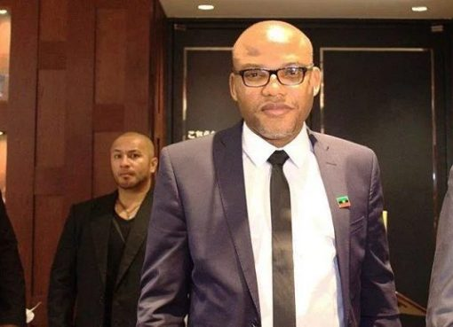 IPOB: Nnamdi Kanu Was Arrested In Kenya, Brother Reveals