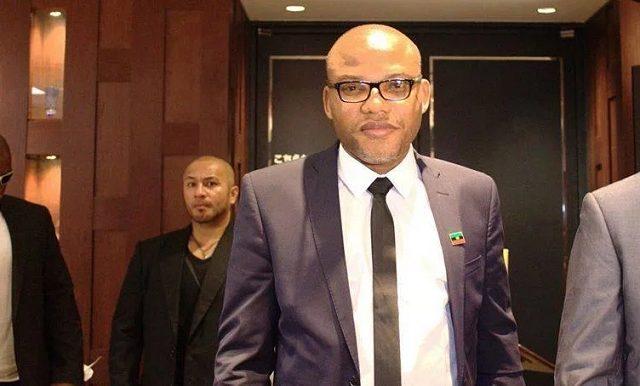 Nnamdi Kanu Comments On Buhari's Remark On IPOB