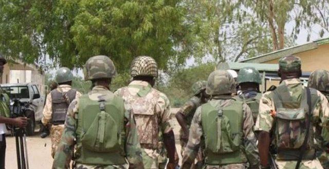 soldiers Killing of Policemen