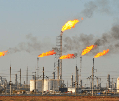 Nigeria and other oil-producing countries where gas flaring prevails lose $82 billion dollars yearly, a report by GlobalData revealed.