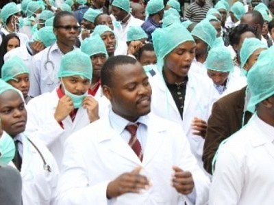 Strike: Medical Council Threatens to Sanction House Doctors