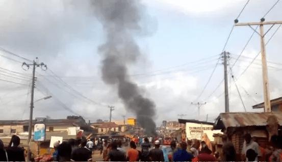Imo State Bomb Blast