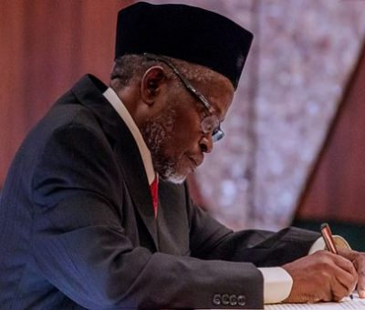 CJN Shies Away From Engaging Governors On Implementation Of Financial Autonomy For State Judiciaries