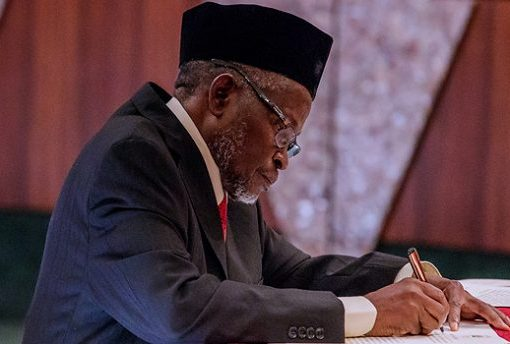 CJN Summons Three Judges Over Issuance Of Conflicting Ex parte Orders
