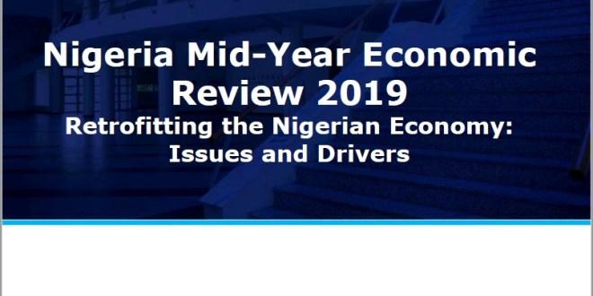 2019 Nigerian economic report