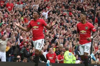 Manchester United Scalps Chelsea