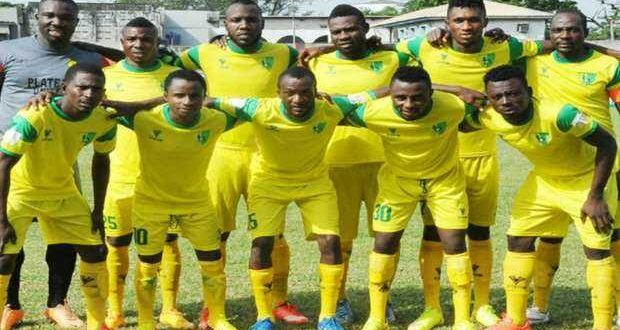 Plateau United and Turkish Company Sign 2 year Kitting Contract