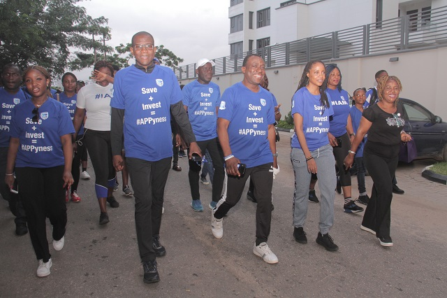 Stanbic IBTC Promotes Healthy Living