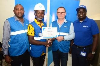 Zola Electric Trains 60 Technicians