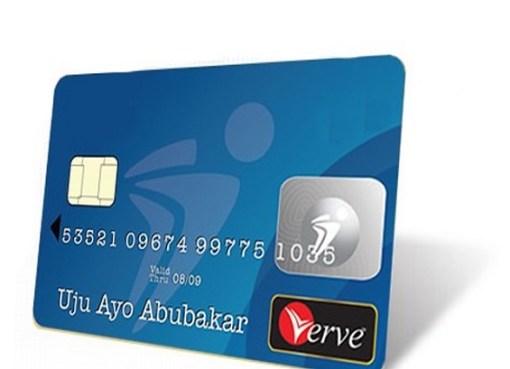 Verve Global card