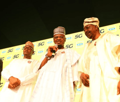 Nigeria's 5G technology trial