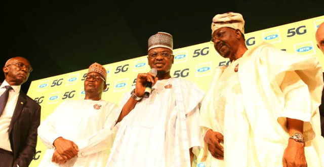 Nigeria's 5G technology trial