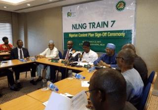 Buhari Inaugurates $10bn NLNG Train 7 Project