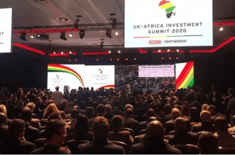 UK-Africa Summit 2020