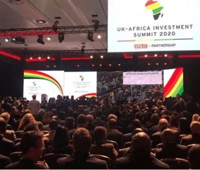 UK-Africa Summit 2020