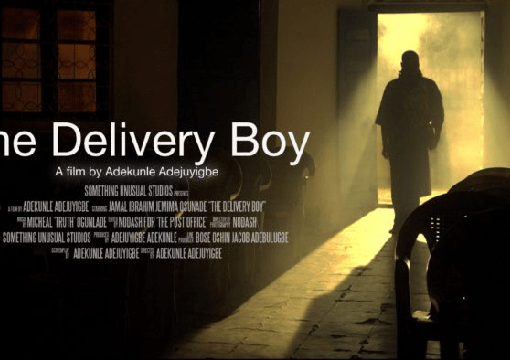 The delivery boy film premiers