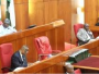 Senate Holds Closed Door Session