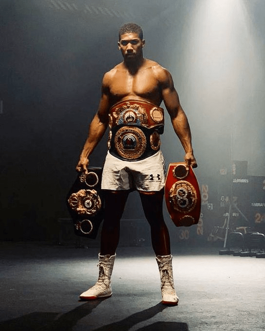Anthony Joshua to Defend Titles