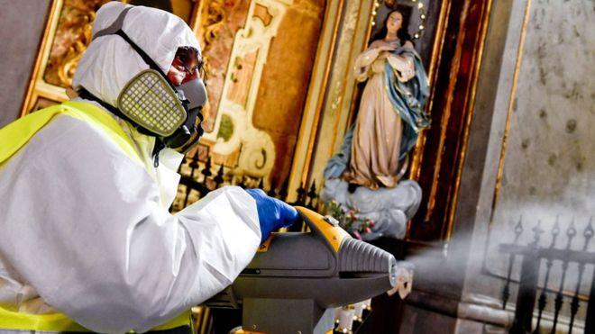 Italy's Coronavirus Death