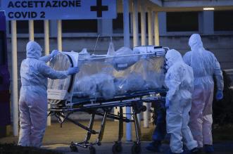 Italy's Death Toll from Coronavirus