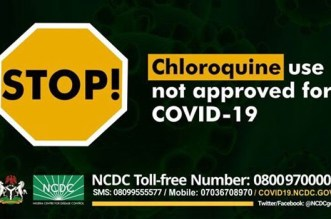 Chloroquine Has not Been Approved