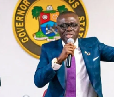 Sanwo-Olu Cancels Ongoing Appointment Process of LASU VC