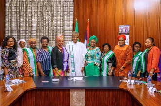 Buhari Hails Achievements of Nigerian Women