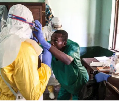 Ebola Patient Flees From Clinic In Congo