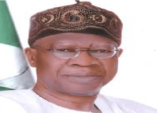 """Senate Committee on Information Grills Lai Mohammed Over """"NTA Project"""""""