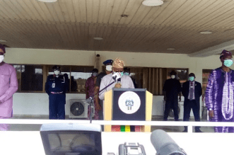 Osun State Launches Joint Task Force