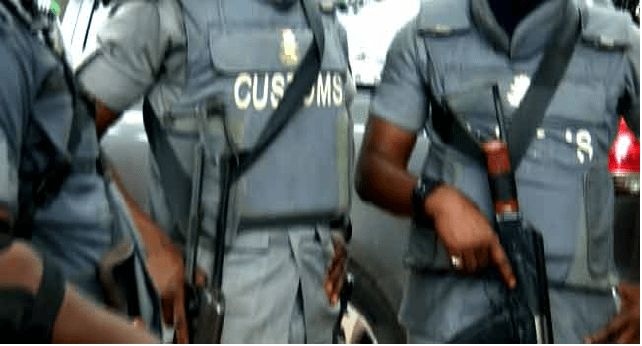 Customs Recovers Live Ammunitions, Rice, Other Contraband From Smugglers